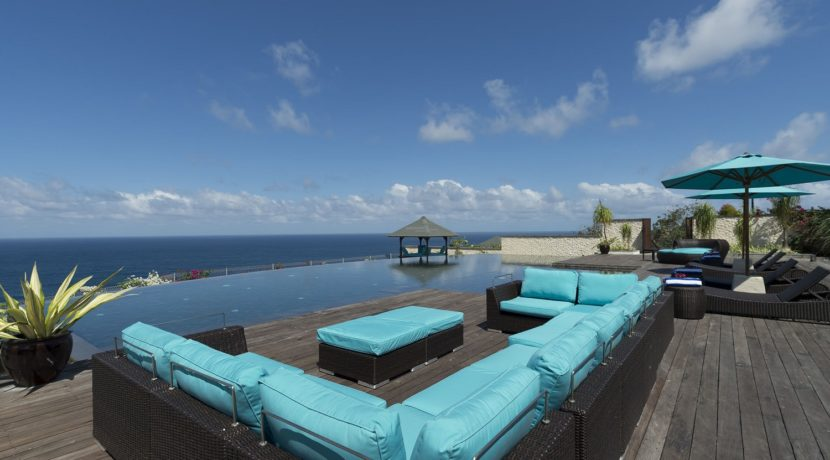 Pandawa Cliff Estate - The Pala Ocean View Villa