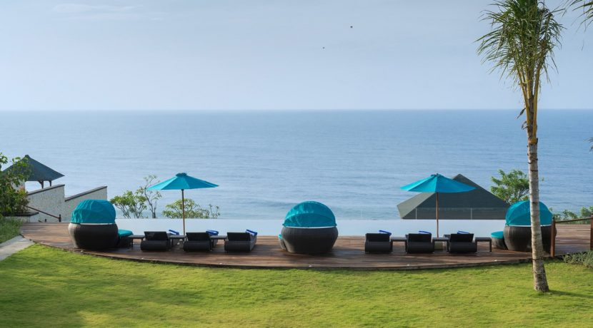 Pandawa Cliff Estate - Rose Infinity pool Villa