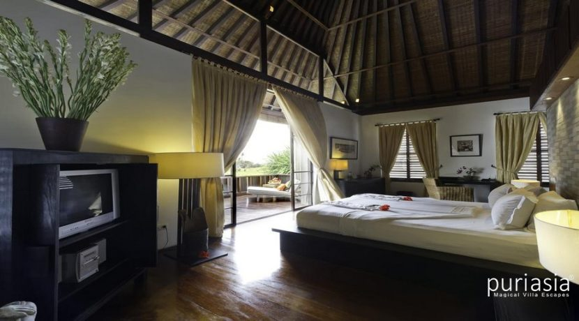 Majapahit Villas - Bedroom