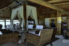 Majapahit Villas - Dinning table
