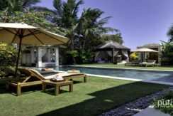 Majapahit Villas - Pool view