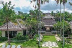 Villa Ombak Luwung - Garden and Villa