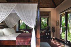 Villa Ombak Luwung - Bedroom