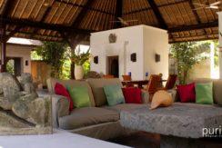 Villa Ombak Luwung - Living Area