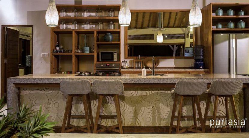 Villa Casa Del Mar - Kitchen