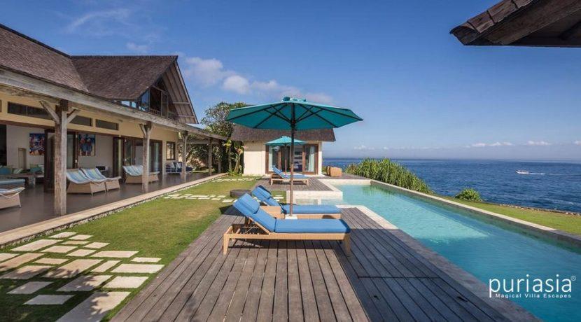 Villa Casa Del Mar - Pool and View