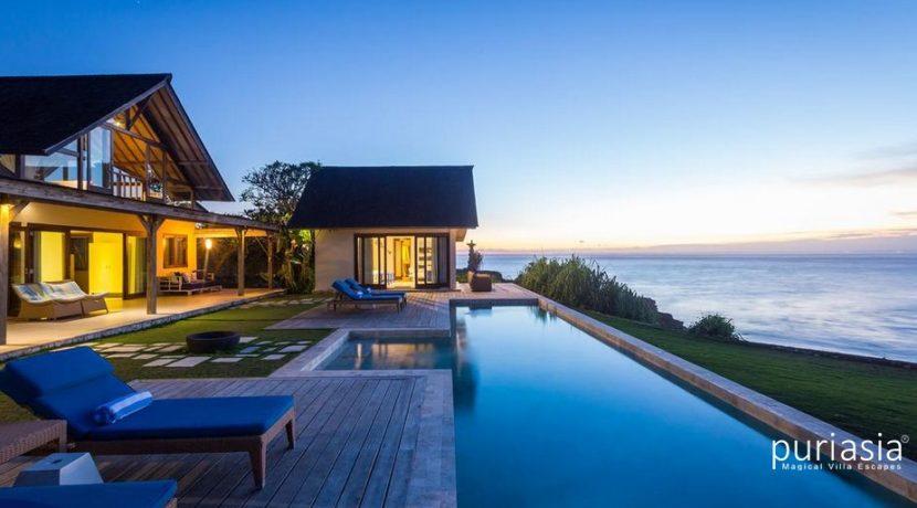 Villa Casa Del Mar - Pool and Sunset
