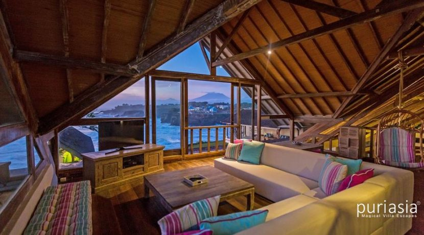 Villa Casa Del Mar - Living Room