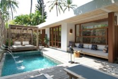 Jeeva Santai - Pool and Villa