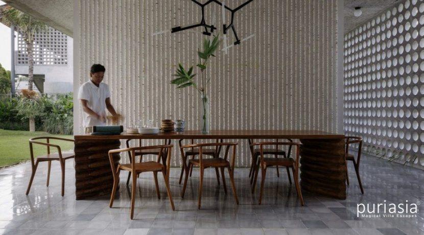 Casabama Villas - Dining Room