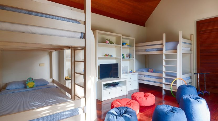 Villa Ananda - Bunk Bed