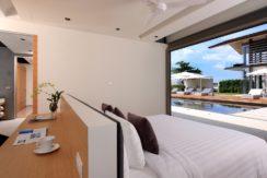 Villa Amarelo - Luxurious bedroom design