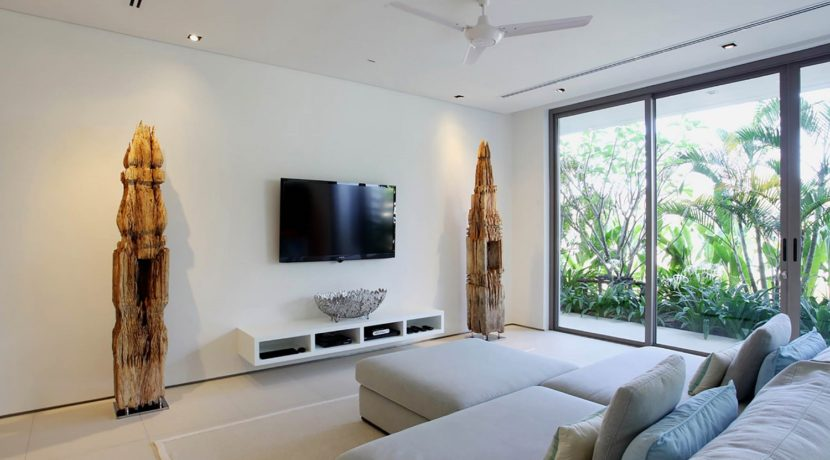 Villa Aqua - Tv room
