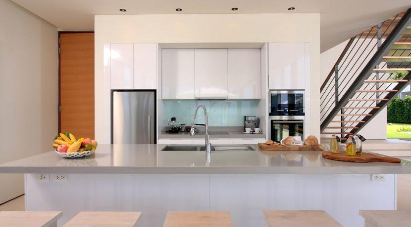 Villa Amarelo - Modern kitchen design