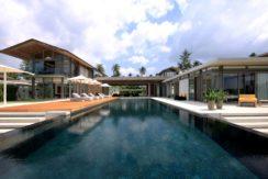 Villa Amarelo - Beachfront Villa in Phuket