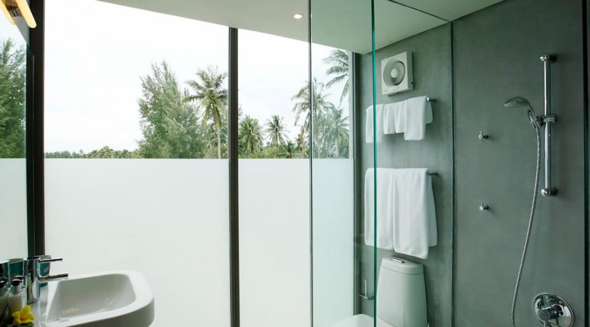Villa Aqua - Bathroom outlook