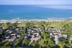 Villa Ananda - Luxury Beachfront Villas Aerial in Phuket