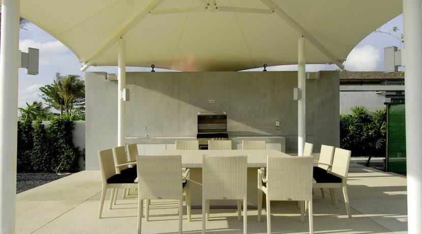 Villa Essenza - Outdoor space