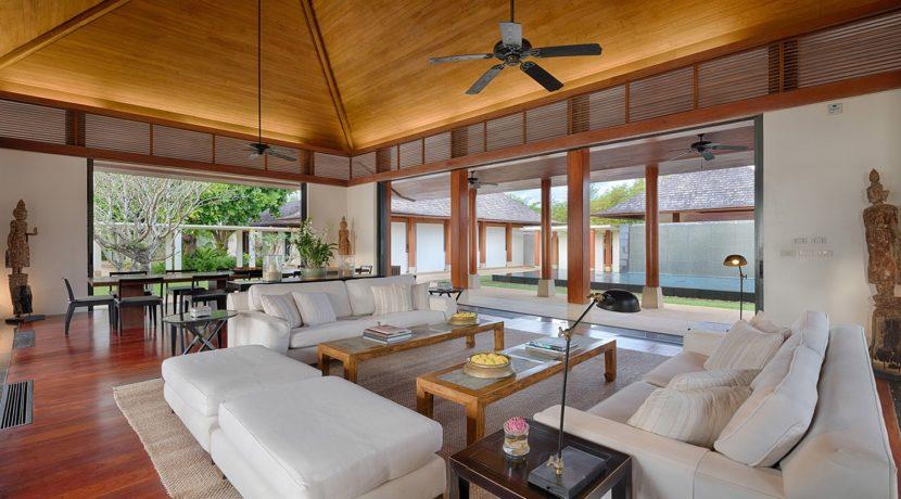 Villa Ananda - Living Room