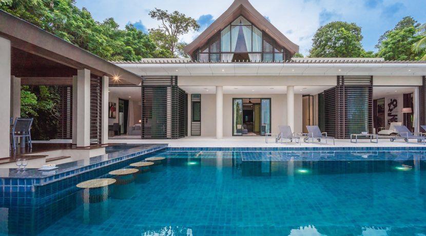 Villa Naam Sawan - Private Pool Villa in Phuket