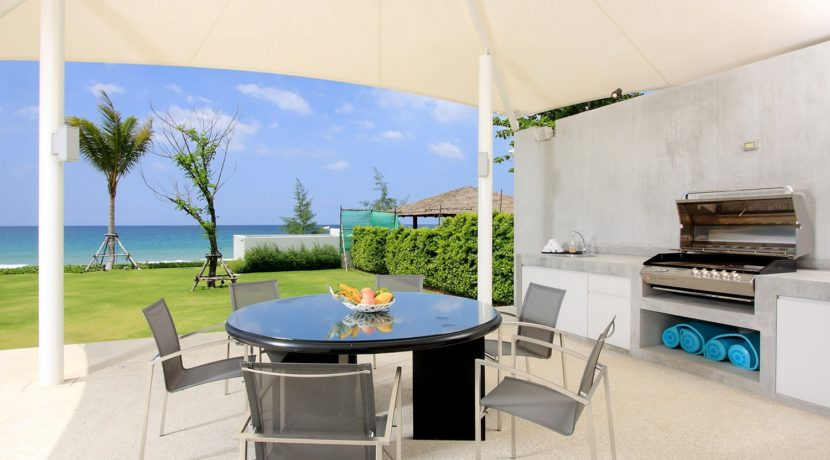 Villa Amarelo - Outdoor dining and bbq
