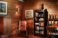 Des Indes Villa One - Library Pavilion
