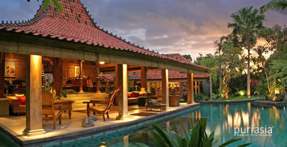 Des Indes Villa Bali