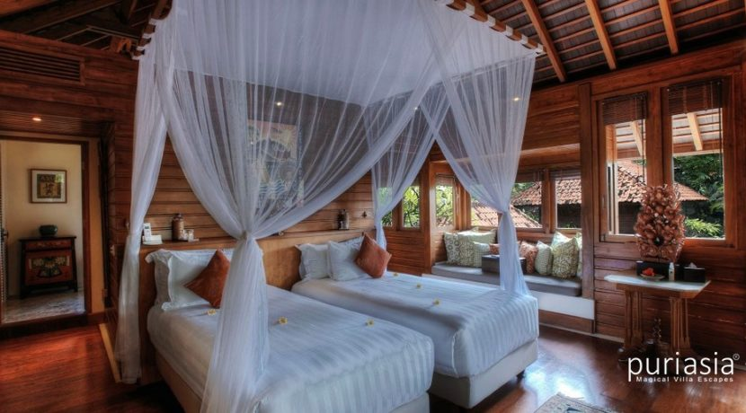 Des Indes Villa One - Twin Room Antiquity