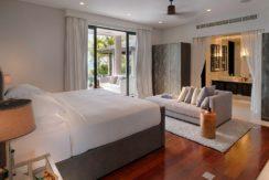 Villa Naam Sawan - Bedroom Setting