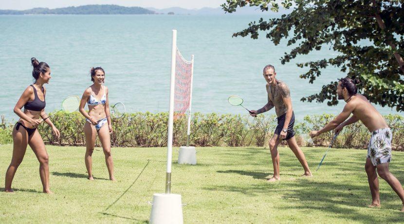 Villa Naam Sawan - Fun sport day