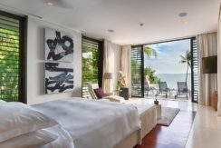 Villa Naam Sawan - Bedroom Outlook