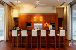 Villa Baan Taley Rom - Bar Area