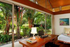 Villa Baan Taley Rom - Bedroom Garden Outlook