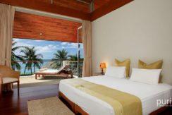 Villa Baan Taley Rom - Luxurious Bedroom