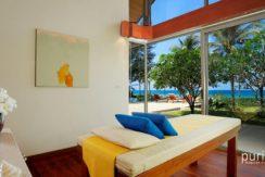 Villa Baan Taley Rom - Massage Area Outlook