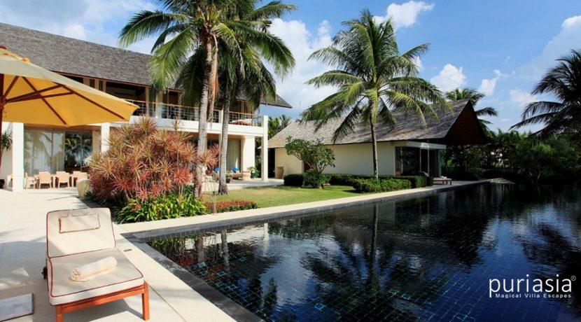 Villa Baan Taley Rom - Stunning View