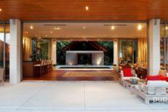 Villa Baan Taley Rom - Living Area