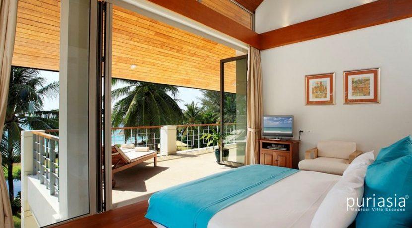 Villa Baan Taley Rom - Tropical Bedroom Outlook
