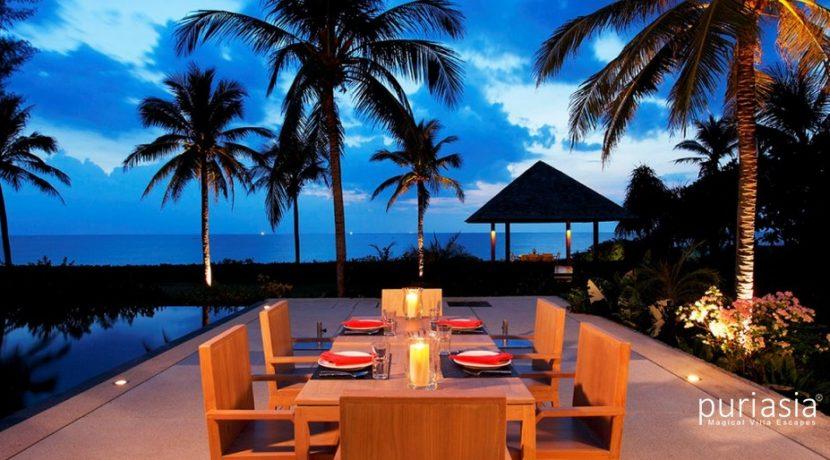 Villa Baan Taley Rom - Outdoor Dining