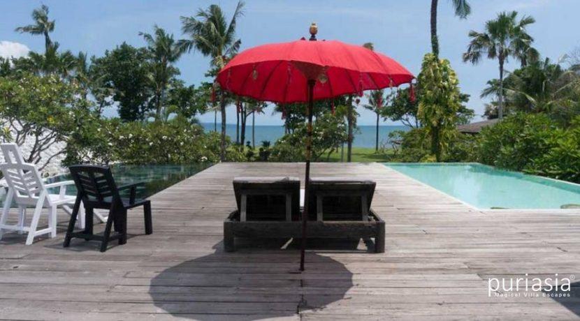 Morabito Art Villa - Suite Teaasse