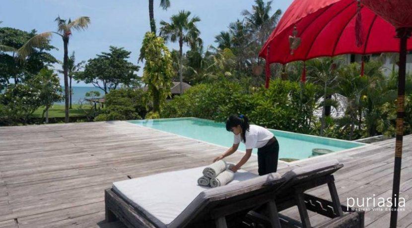 Morabito Art Villa - Canopy Suite Terccace
