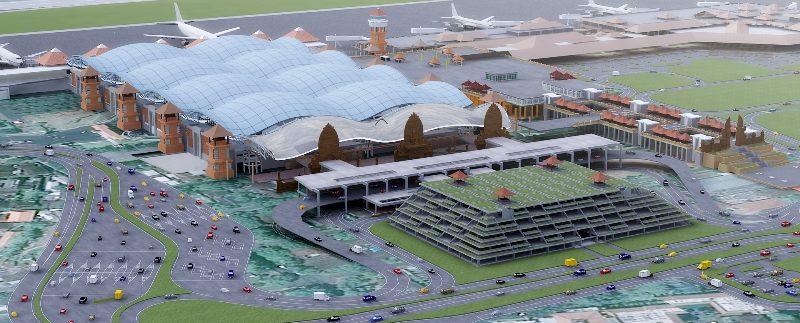 Ngurah Rai Airport Denpasar Bali Re-Opens After Ash Caused Closure!