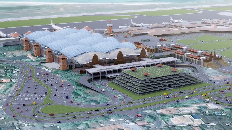 Aeroporto Denpasar : Ngurah rai airport denpasar bali opened bandara udara