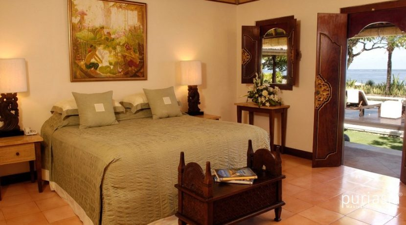 Villa Cemara - Bedroom interior