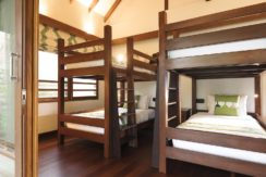 Villa Waimarie - Bunk room