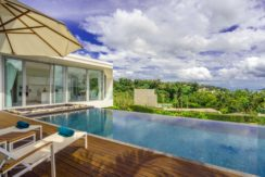 Villa Abiente - Stunning view from the pool