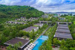 Villa Abiente - Aerial view