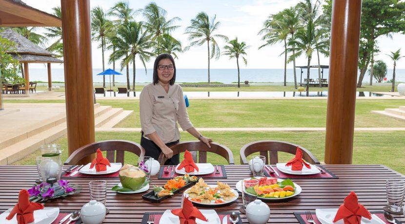 Villa Jia - Friendly staff