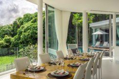 Villa Abiente - Dining area