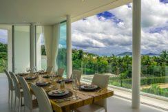 Villa Abiente - Dining area outlook